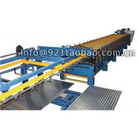 double layer roof sheet roll forming machine with stacker(traditional design) Manufactures