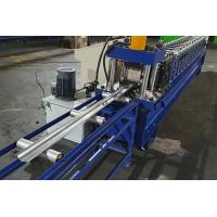 Galvanized Steel Roller Shutter Door Roll Forming Machine Max 25 M Every Min Manufactures