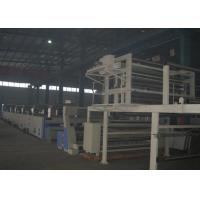 High Automation Hot Air Stenter Machine Pre - Dryer  Drive Power 18.5KW/22KW Manufactures