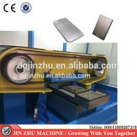 CNC Metal sheet Grinding Machine with water Manufactures