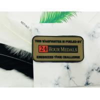 China Metal / Medallion Custom 24 Hour Medals For Promotional Gift on sale
