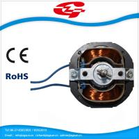 single phase YJ5812 shaded pole fan electric and electrical motor for fan heater and sex machine Manufactures