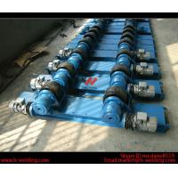 Bolt Adjustable Fit Up Pipe Welding Rotator For Shell 2T - 60 Ton Tank Rotator Equipment Manufactures