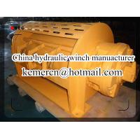 China custom built heavy duty hydraulic winch with pull force 1-100 ton on sale