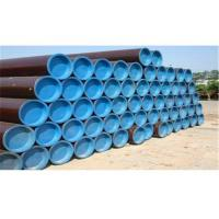 Industrial 3 Inch API 5L Steel Pipe X46 X52 Type Welded Tube Manufactures