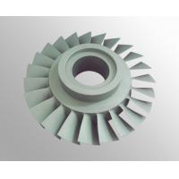 Quality High temperature nickel base alloy turbo compressor wheel with vacuum investment casting for sale