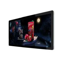 China 49 Inch Wall Mounted Android Touch Screen / Indoor Led Video Wall Display on sale