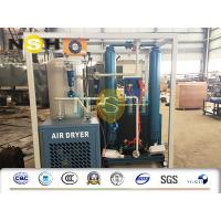 Compressor Dry Air Generator With High Efficient Supply Full Frame Structure Manufactures
