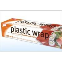 China PE Cling Film Heavy Duty Zipper Bags LDPE Wrap / Fresh Wrap Vent Hole on sale