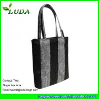 striped small paper straw buy handbags online Manufactures
