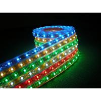 Green, blue, white waterproof flexible 5050 SMD LED tapes, SMD soft LED ribbon Manufactures