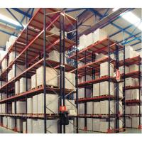 Customized Steel Heavy Duty Warehouse Storage Pallet Rack System Manufactures