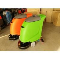 Multifunction Handle Industrial Floor Scrubber Machine Hotel Cleaning Equipment Manufactures