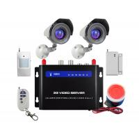 China CWT5030 3G GSM GPRS home video surveillance systems on sale