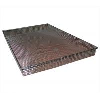 FDA Metal Wire Basket Rectangle for storage / sterilization / BBQ Manufactures