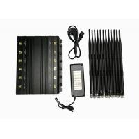 12 Bands High Power Adjustable Stationary Electronic Jamming Device 2 watts Jammer Manufactures