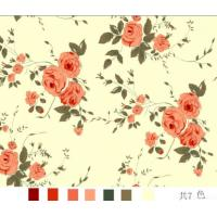 China Cotton Polyester Printed Fabric on sale