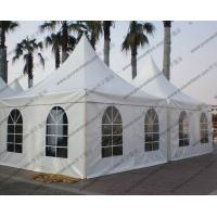 Hot sale Aluminum frame Pagoda Gazebo Outdoor Event party Tent Manufactures