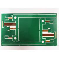 Buy cheap ENIG / HASL Surface Multilayer PCB Board Rigid Flex Board Green Soldermask For from wholesalers