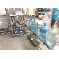 SGS 5 Gallon Water Bottle Filling Station 20L Jar Packaged Drinking Water Manufactures