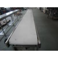 Buy cheap straight belt conveyor;PVC belt transition system from wholesalers