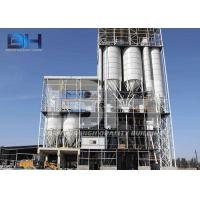 Smart Control Dry Mix Mortar Plant 50 - 80 T/H Cement Production Usage Manufactures
