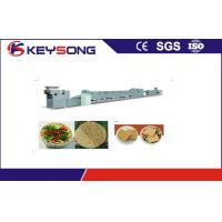Continous Frying Automatic Noodles Making Machine stainless steel Manufactures