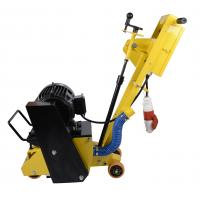 Portable Asphalt Milling Machine , Durable Walk Behind Scarifier Long Life Span Manufactures
