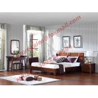 High Quality Wood Bedroom Furniture Set for Luxury Home Manufactures