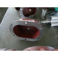 Three Lobe Roots Positive Displacement Air Blower With High Precision Impeller