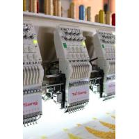 Tai Sang Embro Excellence Model 918(9 needles 18 heads computerized embroidery machine) Manufactures