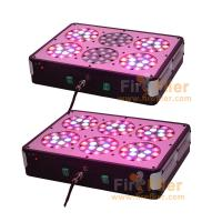 China 2015 best led grow lights apollo 10 modules 350W for veg and bloom hydroponics medical on sale
