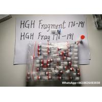 Human Growth Hormone Peptide HGH Fragment 176-191 AOD 9604 2mg / 5mg / 10mg Manufactures