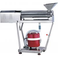 Automatic Capsule Tablet Polishing Machine With Stainless Steel Screen And Nylon Brush Manufactures