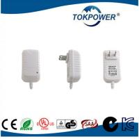 White Power Adapter 5V 1A 5W  UK plug USB Wall Mount Power Supply Short-Circuit protection Manufactures