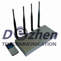 Cell Phone Jammer - 10m to 40m Shielding Radius Manufactures