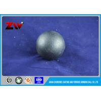 China Tecnology casting Forged Steel Grinding Balls for Mining and Cement Plant use on sale
