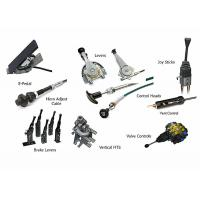 Durable Flex Control Cable Assembly , Push Pull Automotive Control Cable Manufactures