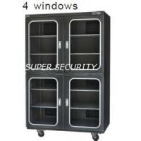 1.0mm Thickness Stainless Steel N2 Electrical Moisture proof Auto Dry Cabinet Manufactures