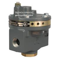 Buy cheap Aluminum Fisher Gas Valve 2625 2625NS Volume Boosters Positioner Output from wholesalers
