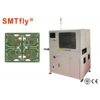 0.1mm Precision Position Inline PCB Router Machine For Cutting PCB Separation SMTfly-F05 Manufactures
