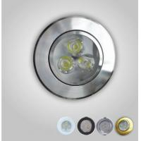 Energy Saving E27 1W LED Spot Light Bulbs E27 Natural White for Bathroom or Bedroom 45 lm Manufactures