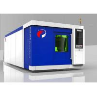 Wuhan Chutian Heavy Duty Industrial Fiber Laser Cutting Machine for Stainless Steel Manufactures