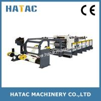 Hydraulic Lifting-up Paperboard Sheeting Cutting Machine,Automation PP PS Sheeting Machine,White Cardboard Cutting Manufactures