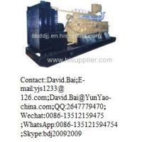 China natural gas LPG generator set on sale
