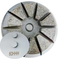 Two Pin backed diamond grinding pucks Manufactures