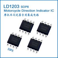 LD1203 Motorcycle Direction Indicator IC SOP8 Manufactures