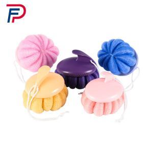 SHBN40 New Promotion Soft Mesh Bath Ball ,Washing Ball,Shower Puff,Mesh Flower Body Wash Sponge,PP BATH SPONGE Manufactures