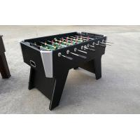 Manufacturer Soccer Game Table 5FT Standard Size For Family Wood Football Table Manufactures