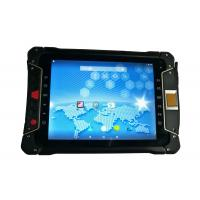 OEM 8'' Rugged Tablet PC Mobile Fingerprint Scanner 1.5M Drop Resistance Manufactures